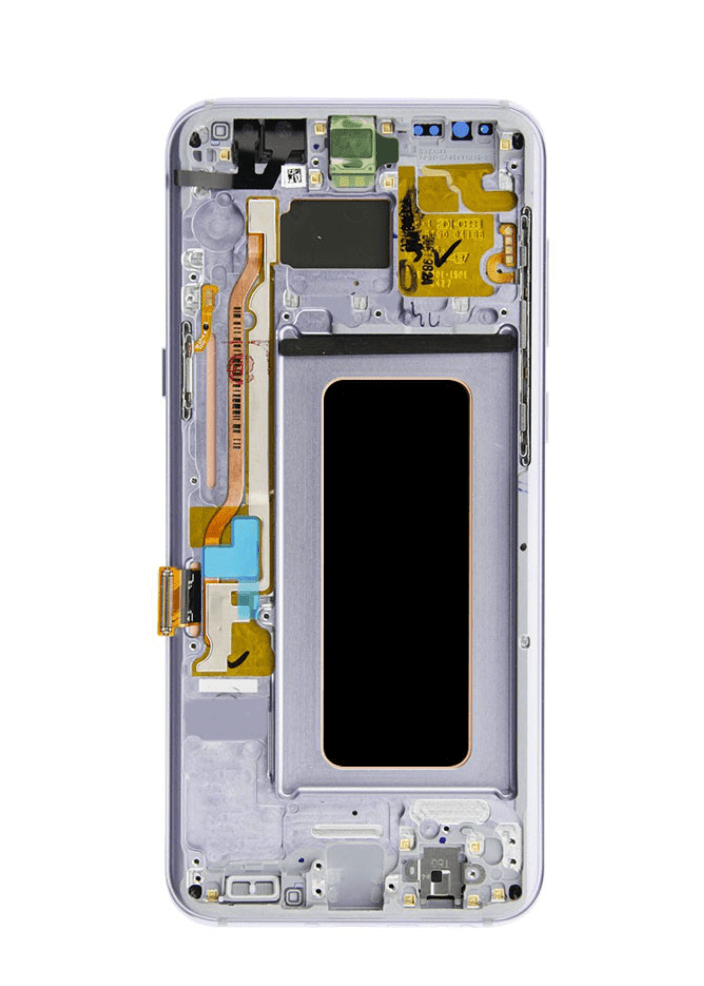 Samsung Galaxy S8 inside
