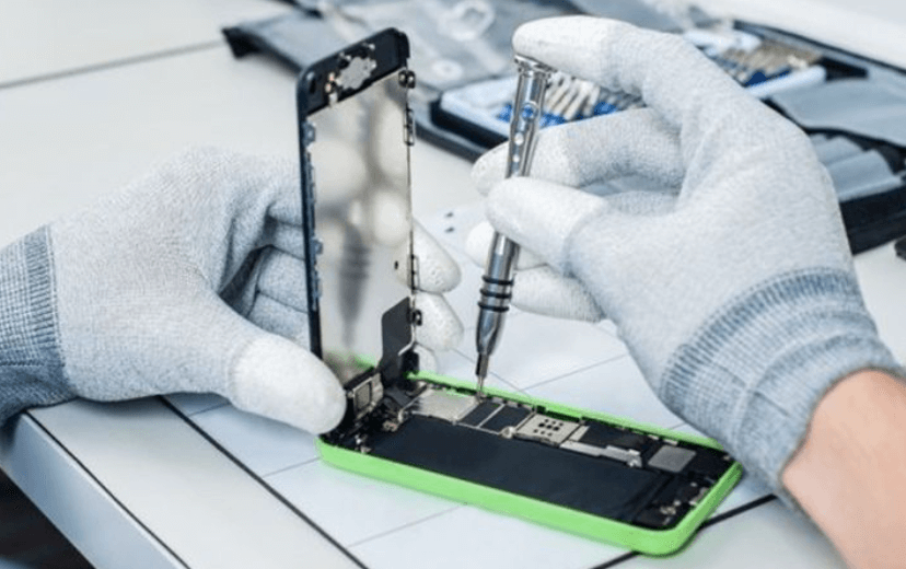 inside the iphone repair