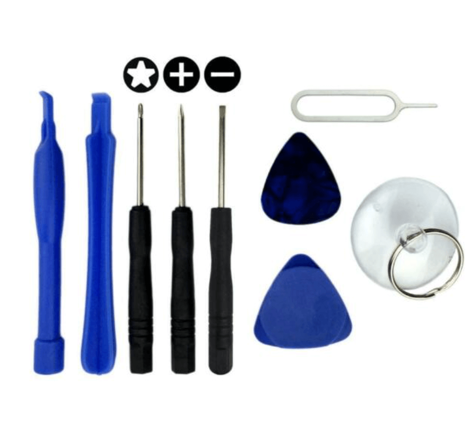 iphone screen replacement diy kit, iphone screen replacement tools, diy screen fix