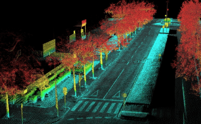 Lidar tech, lidar, lidar in phones